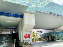 新浜松駅(遠州鉄道)