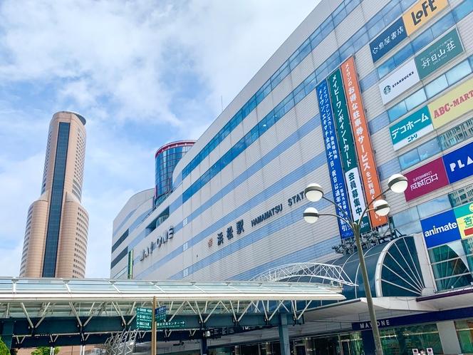 JR浜松駅北口