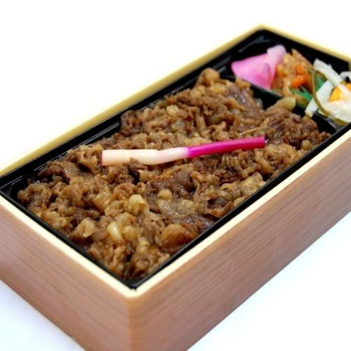 カイロ堂の佐賀牛すき焼き弁当