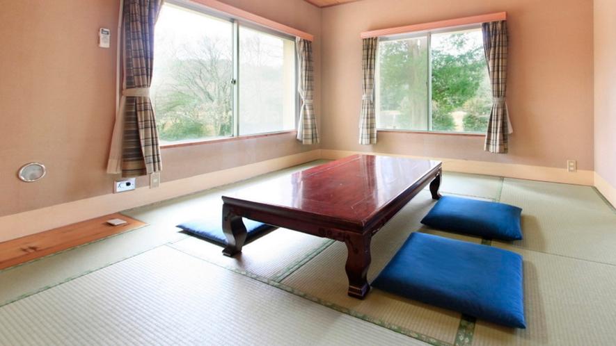 「3LDK 和洋室」客室には、ほっこり寛げる和室スペースも◎