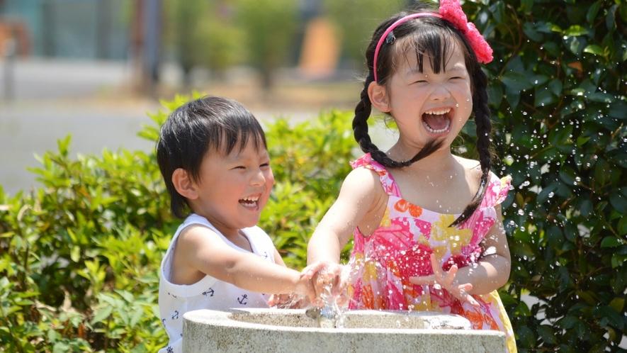「ぐらんぱる公園」には家族みんなで遊べるアトラクションが盛りだくさん!