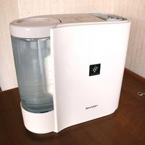 客室用加湿器(冬期のみ)