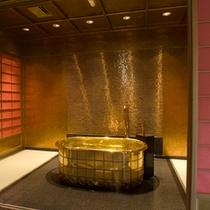 黄金風呂(渓谷の湯)