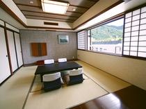 つばき亭特別室和室(一例)