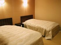 つばき亭特別室ベッドルーム(一例)