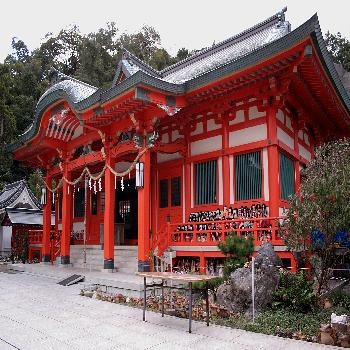 淡島神社(本殿)