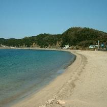 加太のビーチ