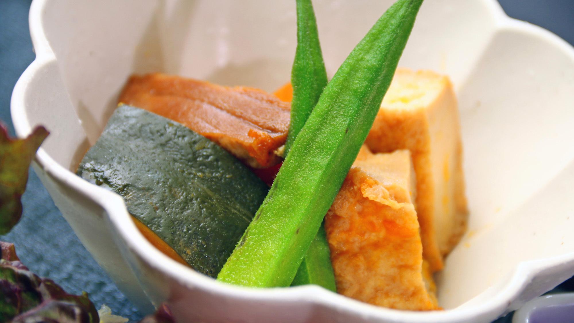◇夕食(煮物)