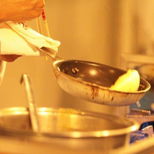 ≪最強の朝食≫ふわっふわのオムレツ