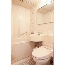 客室環境-浴室