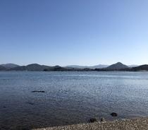 水辺の離れ Calme -カルム- 庭