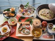 ★色鮮やかなお料理が、お客様のテーブルを彩ります。