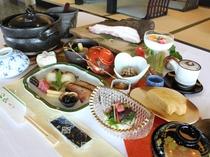 ★納豆・季の野菜炊き・出巻玉子 染卸し・香物・備前味噌仕立・ 高梁紅茶orハワイアンコーヒー★