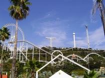 ★ブラジリアンパーク「鷲羽山ハイランド」は、ホテルのすぐ隣りです。