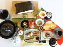 ★和食レストラン「岐備」では、