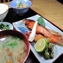 鮭の西京焼き