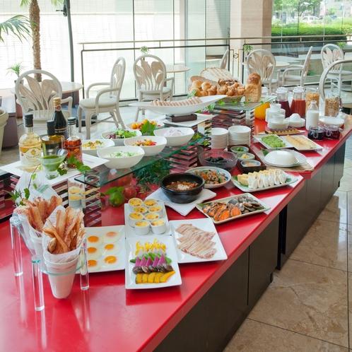 【朝食】料理ボード