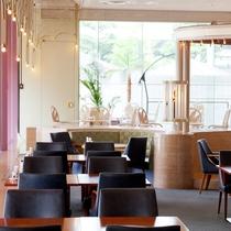 【朝食】会場1Fコーヒーハウス