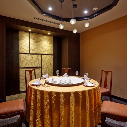 中国料理 翠林 個室