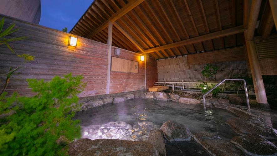 石の湯露天風呂イメージ
