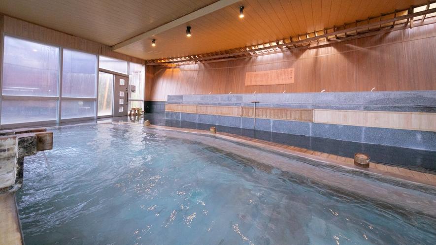 木の湯大浴場