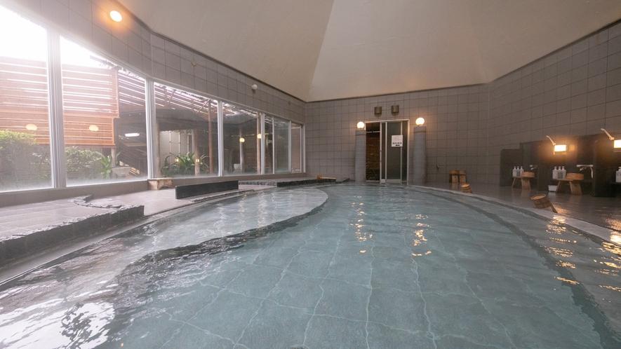 石の湯大浴場
