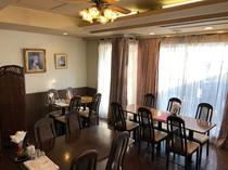 レストラン会場(朝食・ランチ・ディナーおまかせください☆)