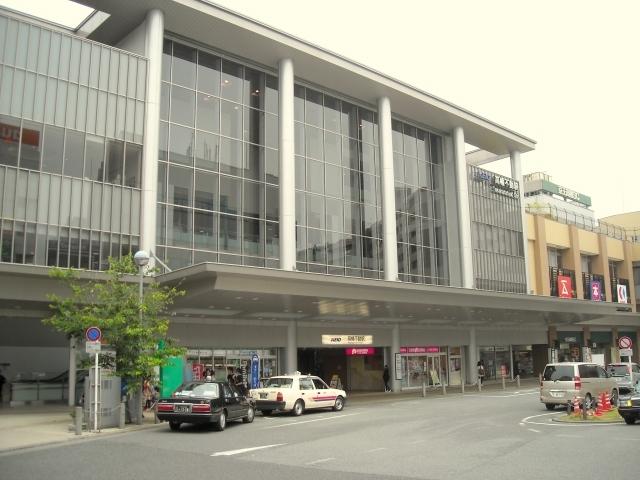 高幡不動駅01