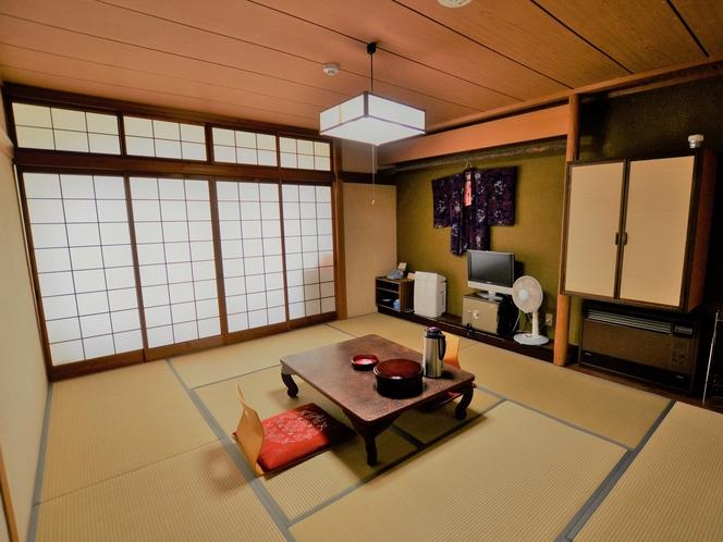 10畳和室のお部屋。