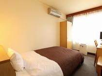 本館シングルルーム 客室例