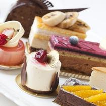 ■食事■ケーキセットイメージ