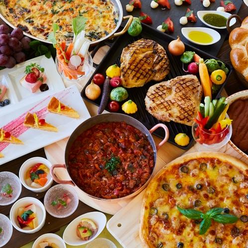■食事■トロティネ食事イメージ
