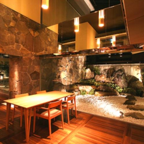 ≪Dining&Bar遊亀≫旬、地の厳選食材を匠の技にて調理いたします。