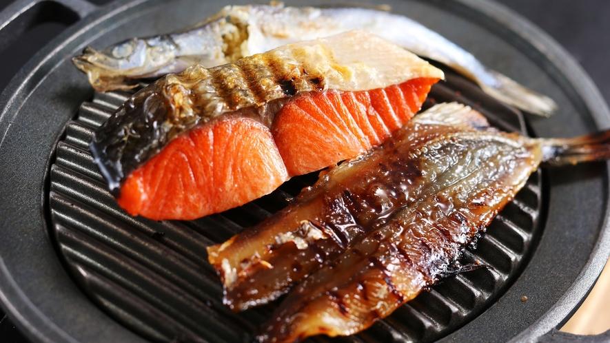 ご飯がついつい進む焼き魚/例
