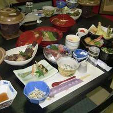 美保神社に一番近い宿【地元特産】これぞ美味!