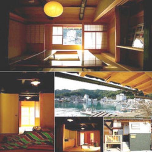橋津屋部屋画像