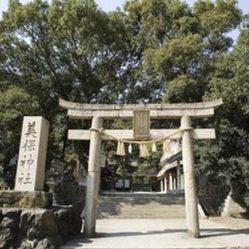 美保神社(鳥居)