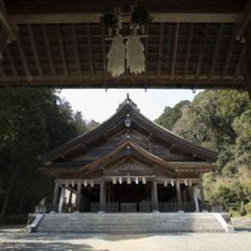 美保神社(本殿メイン)