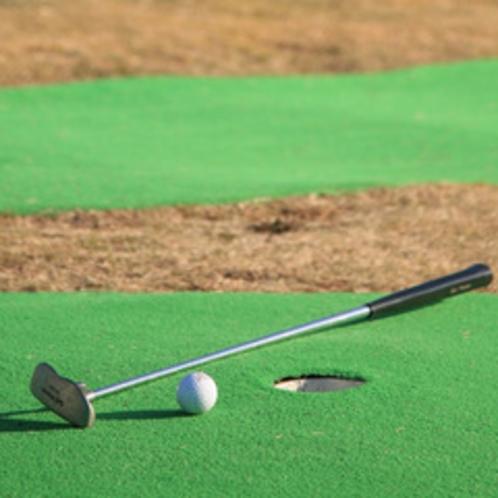 *ご家族で、グループでみんなで楽しくパターゴルフはいかがですか?