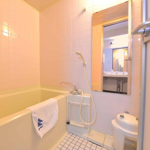 *【クラッセ棟・和洋室一例】バスルームイメージ