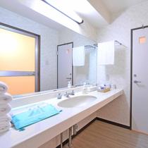 *【クラッセ棟・和洋室一例】洗面所イメージ