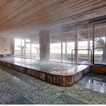 *【1階大浴場】広々とした大浴場はお子様連れでも安心です♪