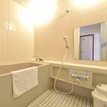 *【クラッセ棟・スーペリア和洋室一例】バスルームイメージ