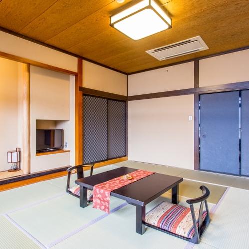 【部屋側】和室10畳+広縁(500×500)