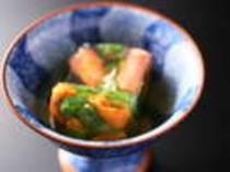 菜の花サーモン巻き(一例)