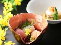 新鮮なお造り・創作料理(一例)