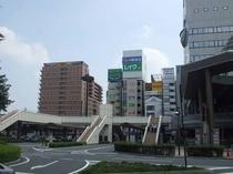 高崎駅周辺