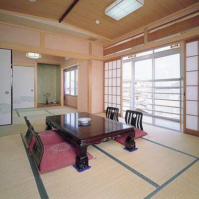 【楽天トラベル限定】お部屋広々♪特室 二間続き50平米(平成27年再リニューアル)お部屋食で♪特典付
