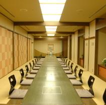 2階レストラン「みやび座敷」1〜4条