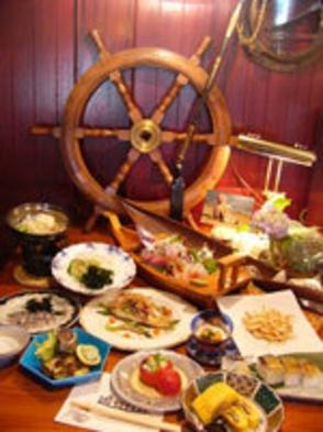 郷土料理、治部煮つき!姿盛り&蟹 オリジナルスペシャルプラン。